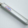 Silencer aluminium premium 2 stroke stainless endcap-0
