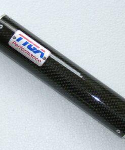 Silencer carbon 2 stroke-0