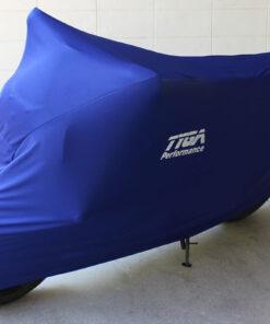 TYGA bike dust cover blue, universal -0
