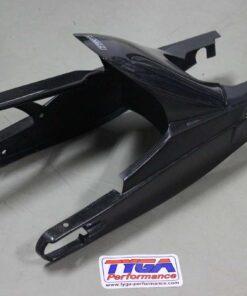 Carbon rear hugger/chain guard/swingarm cover KTM Duke - RC125/200/390-0