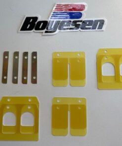 Boyesen Dual reeds, Yamaha RD350-0