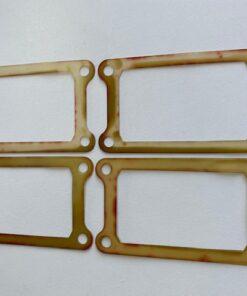 Reed valve Gasket silicone (set), Aprilia RS250/Suzuki RGV250-0