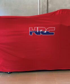 TYGA bike dust cover Black HRC race-0
